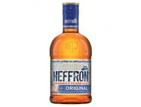 Heffron rum 38% 0,5l