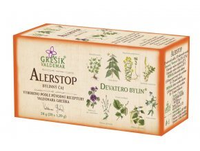 Alergin bylinný čaj 20x1,20 g