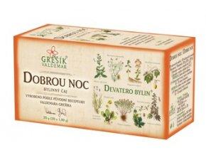 Dobrou noc bylinný čaj 20x1,0 g