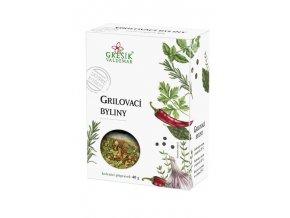 Grilovací byliny  40 g