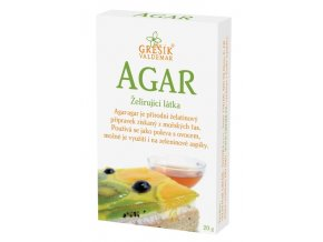 Grešík Agar 20 g