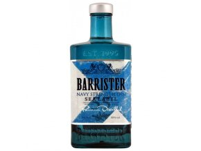 Barrister Navy gin