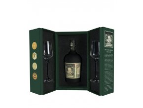 Ron Diplomático Reserva Exclusiva 40% 0,7l Perfect Ritual Pack