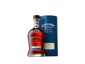 Appleton Estate 21yo rum 43% 0,7l
