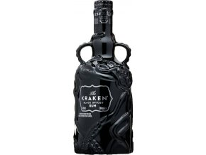 Kraken Black Spiced Black Ceramic Edition 40% 0,7l