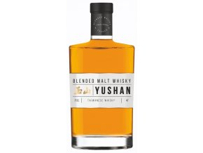 Yushan Blended Whisky 40% 0,7l