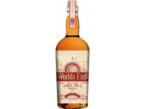 World's End Rum Dark Spiced Spirit 40% 0,7l