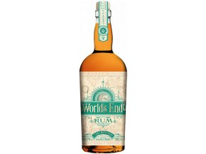 World's End Rum Tiki Spiced 40% 0,7l