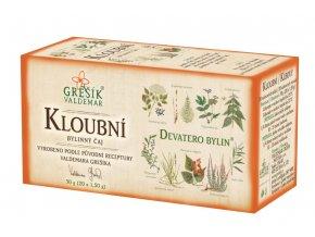 Kloubní bylinný čaj Grešík