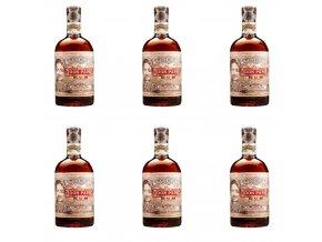Don Papa rum 6x