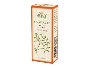 Grešík Jmelí bylinné kapky 50 ml