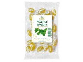 Mátové bylinné bonbóny 100 g