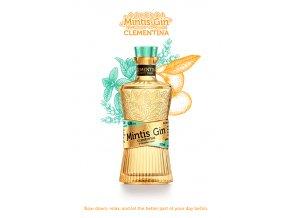 Mintis Gin Clementina 41,8% 0,7l