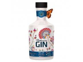 Bohemian Gin 45% 0,7l Žufánek
