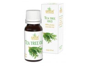 Tea Tree olej, přírodní esenciální olej