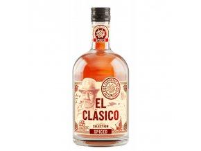El Clásico Spiced 30% 0,5l