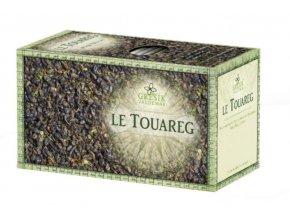 Le Touareg přebal Grešík zelený čaj
