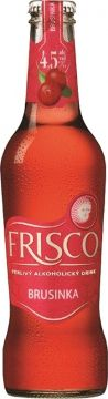 Frisco Brusinka 4,5% 0,33l