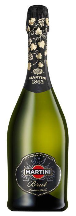 Martini Brut 11,5% 0,75l+ROZVOZ PRAHA ZDARMA