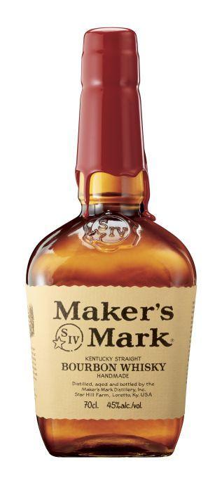 Maker's Mark 45% 0,7l+ROZVOZ PRAHA ZDARMA