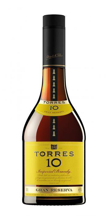 Levně Torres 10 YO 38% 0,7l