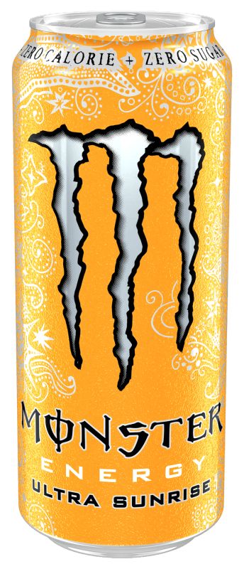 Monster Ultra Sunrise 0,5l