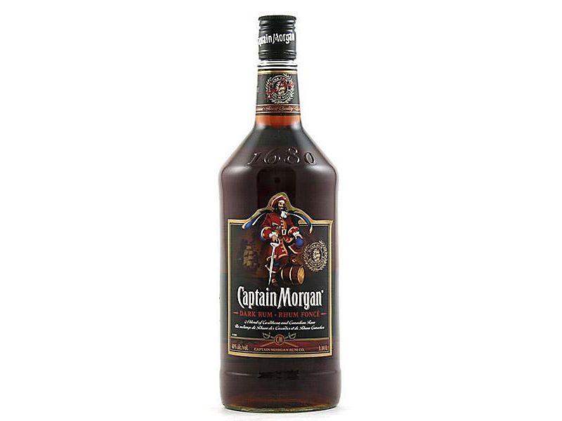 Captain Morgan Black Jamaica 40% 1l
