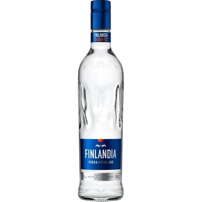 Finlandia 40% 0,7l + ROZVOZ PRAHA ZDARMA