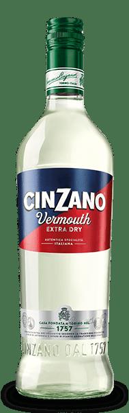 Levně Cinzano Extra Dry 14,4% 1l