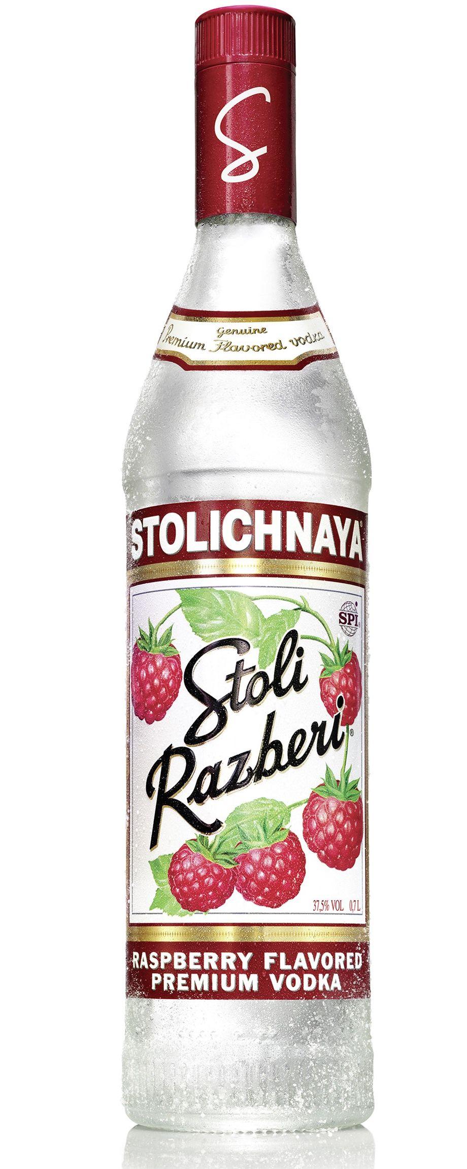 Stolichnaya Razberi 37,5% 0,7l