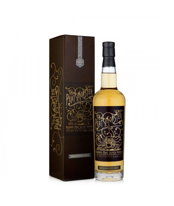 Compass Box Peat Monster 46% 0,7l