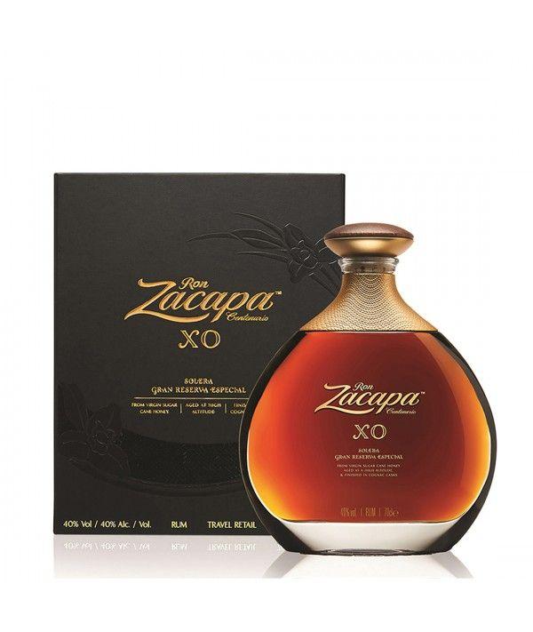 Ron Zacapa XO 25yo 40% 0,7l