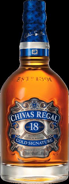 Chivas Regal 18 YO 40% 0,7l
