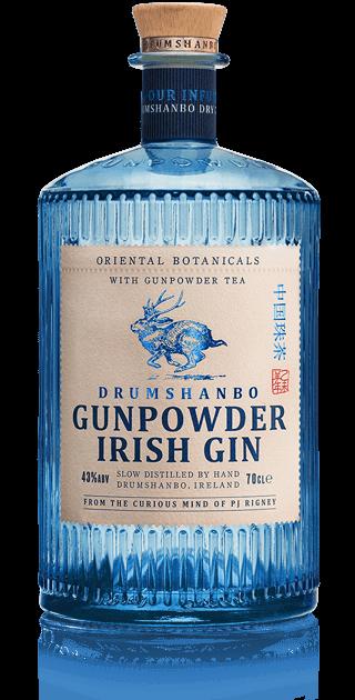 Gunpowder Gin Drumshanbo Gunpowder Irish Gin 43% 0,7l