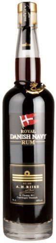 A.H. Riise A.H.Riise Royal Navy 55% 0,7l