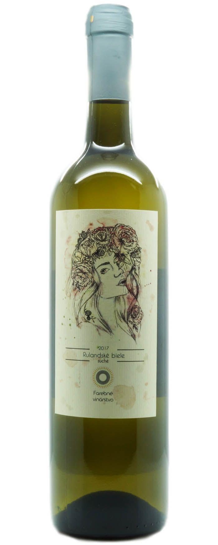 Rulandské bílé Farebné vinárstvo 0,75l