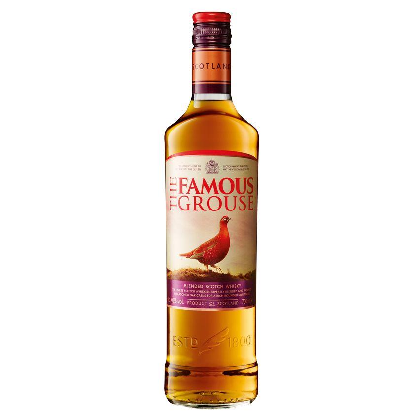 Famous Grouse 40% 0,7l