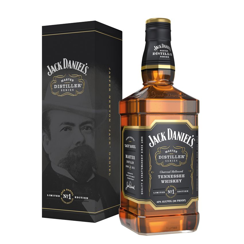 Jack Daniel's Master Distiller No.1 43% 0,7l + ROZVOZ PRAHA ZDARMA