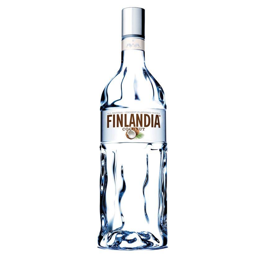Finlandia Coconut 37,5% 1l+ROZVOZ PRAHA ZDARMA
