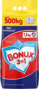 Bonux Color Magnolia 7,5 kg prášek na praní
