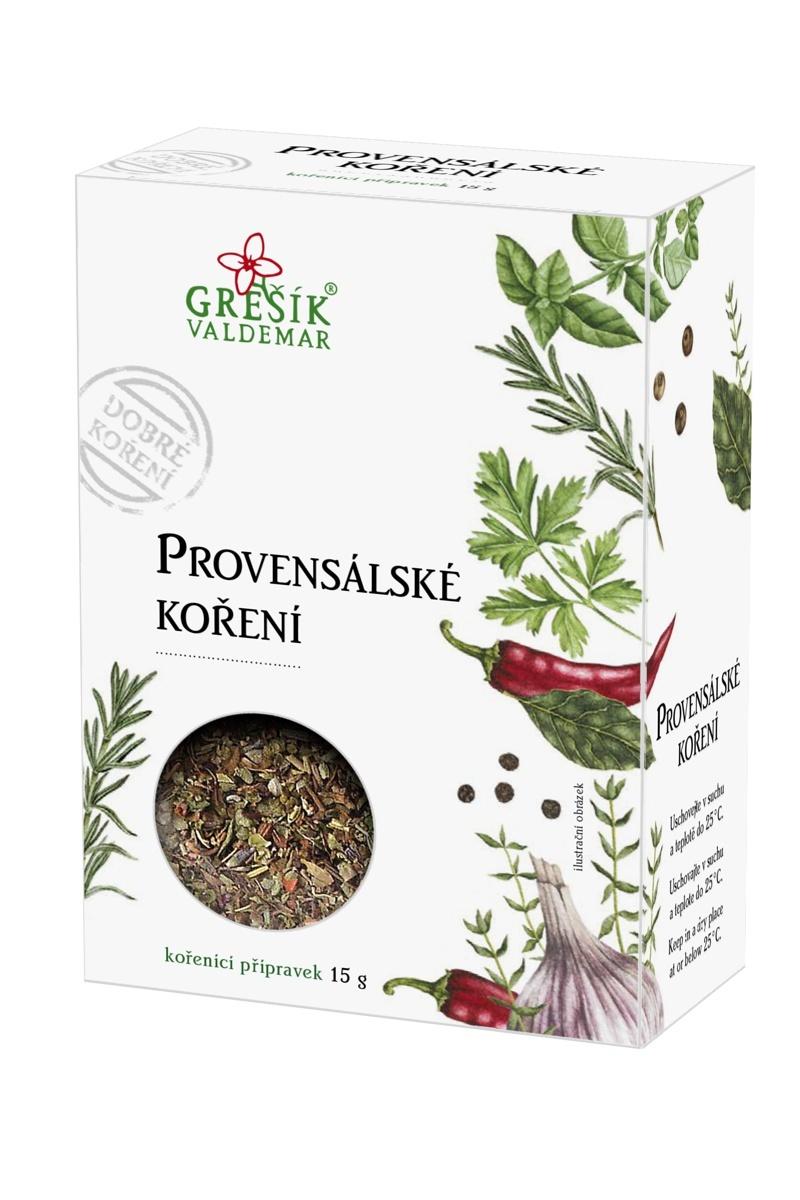 Valdemar Grešík Grešík Provensálské koření 15g