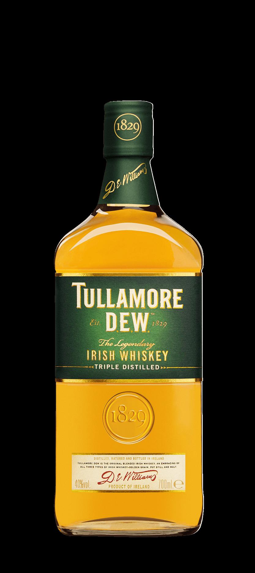 Tullamore D.E.W. Tullamore D.E.W. 40% 0,7l