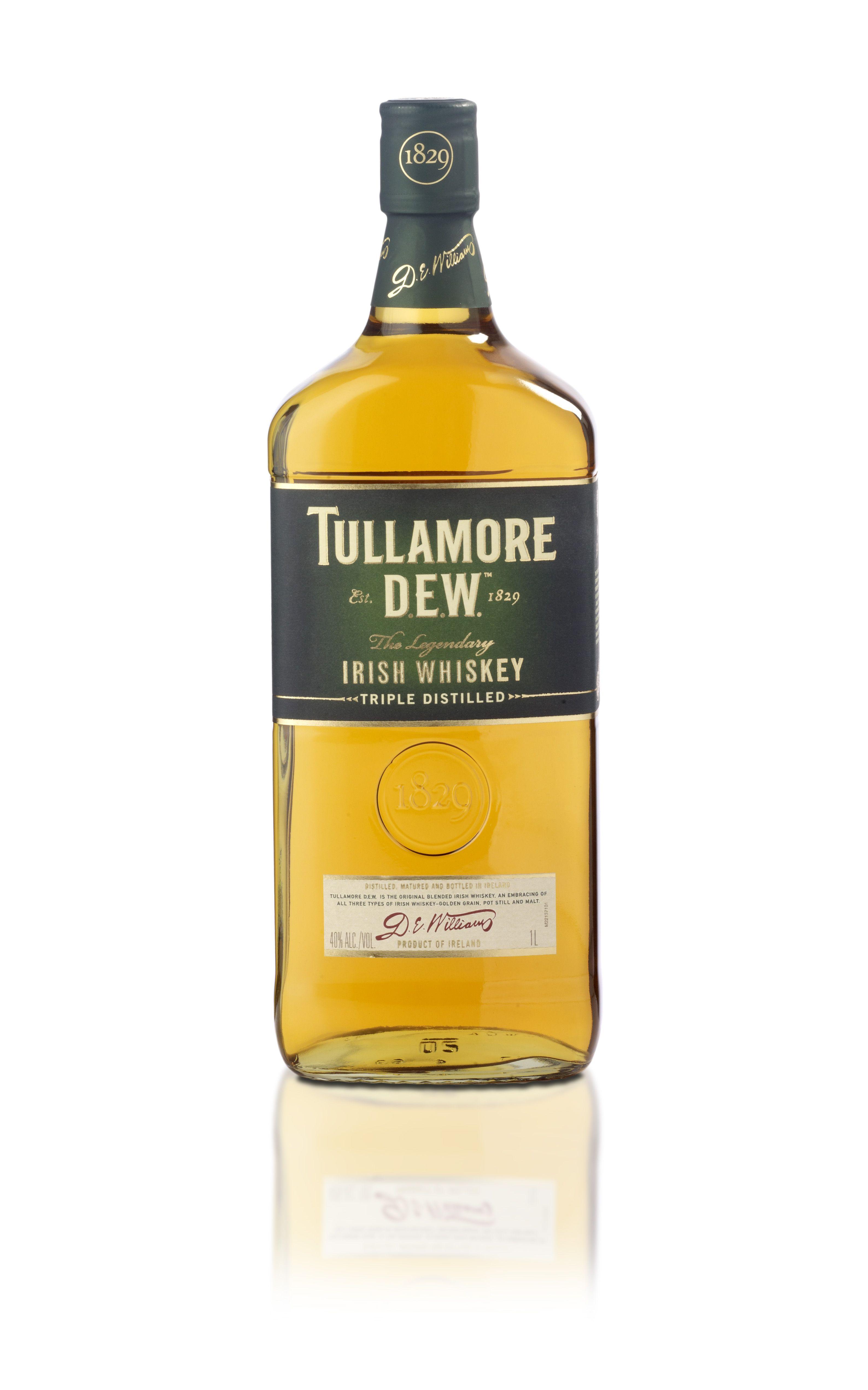 Tullamore D.E.W. Tullamore D.E.W. 40% 1,0l