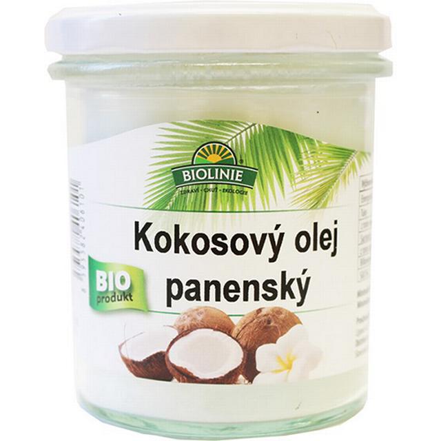 PRO-BIO, obchodní společnost s r.o. BIOLINIE kokosový olej panenský BIO 240 g
