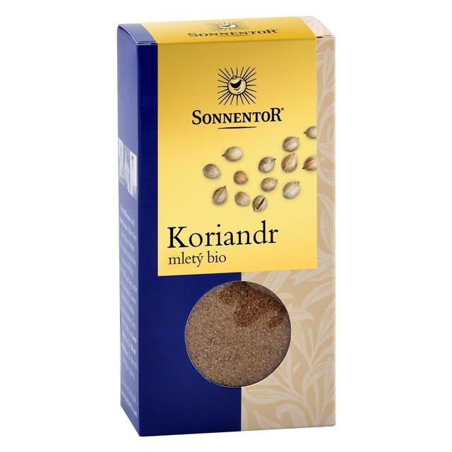 Sonnentor Koriandr mletý BIO 40 g