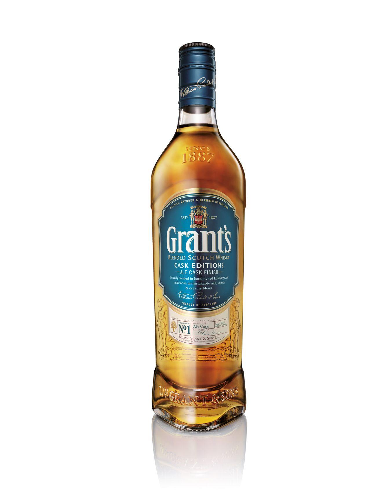 Grant's Ale Cask 40% 0,7l