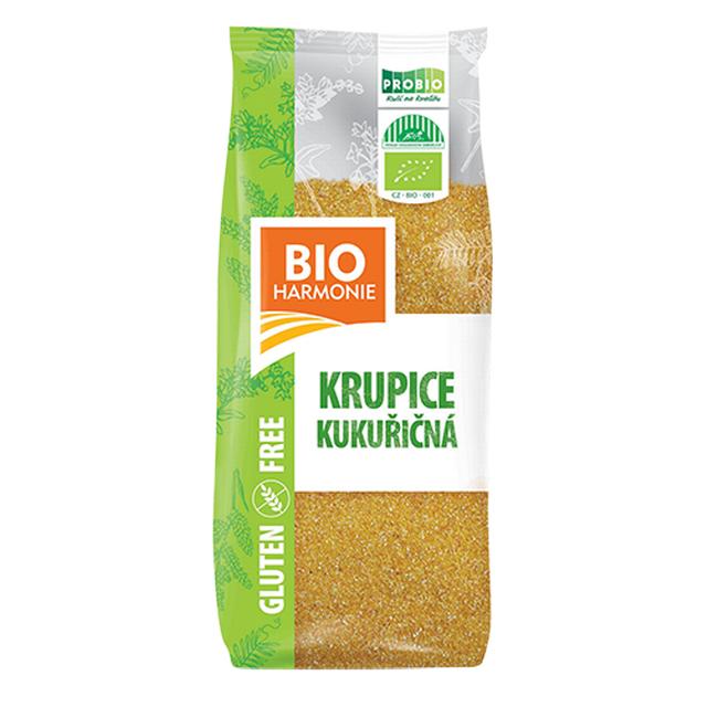 Levně PRO-BIO obchod.spol. s r.o. Krupice kukuřičná 450 g BIO