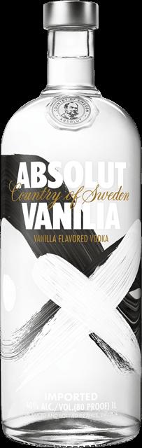 Absolut Vanilia 40% 1l + ROZVOZ PRAHA ZDARMA