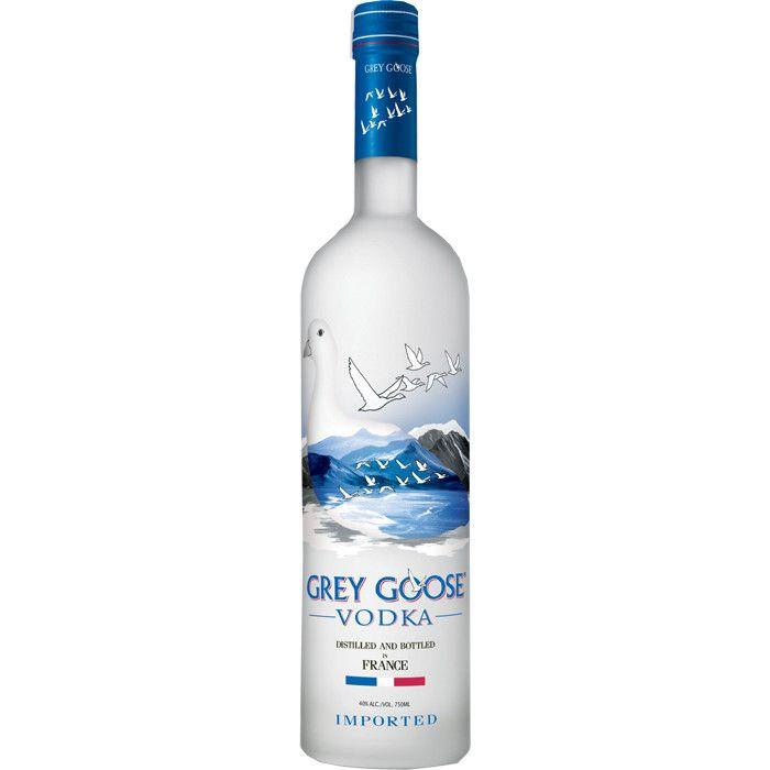 Grey Goose 40% 1l + ROZVOZ PRAHA ZDARMA