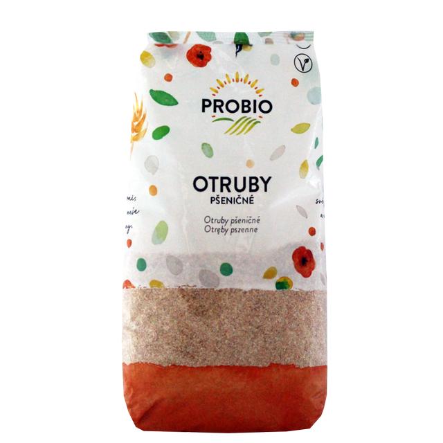 PRO-BIO obchod.spol. s r.o. Otruby pšeničné 400 g BIO PROBIO